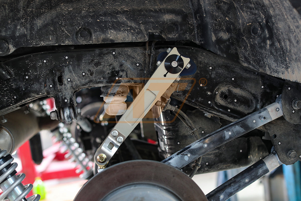 Agiletitan Jeep Wrangler JL Sway Bars, Links & Disconnects