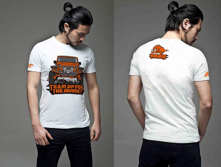 Jeep Wrangler Club T-shirt
