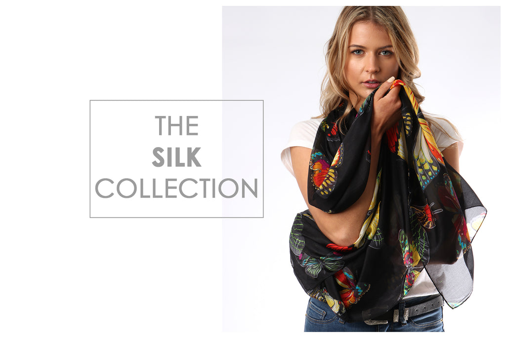 Our Silk Collection & Silk Styling Techniques