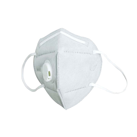 Face Mask with Respirator Reusable Non-Woven Fabric Dust Proof Anti Pollution Air Purifying