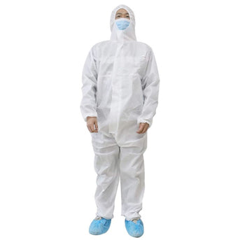 Fluid Resistant Coverall (CE & FDA Approved)