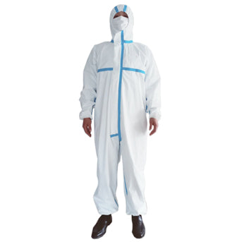 Sanitized Protective Suit (CE & FDA Approved)