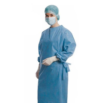 Disposable SMS Isolation Gown