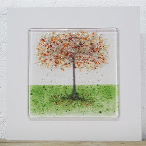 Large Autumn Blossom Tree