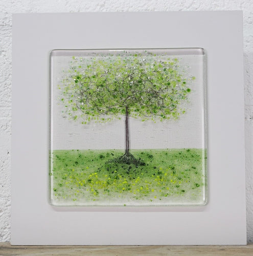 Large Green Blossom Tree
