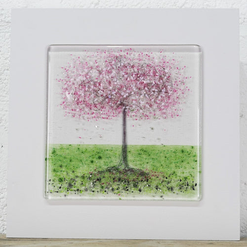Large Pink Blossom Tree