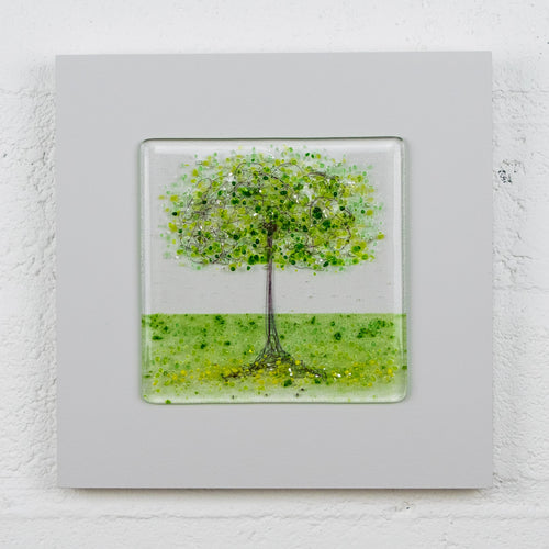 Small Green Blossom Tree