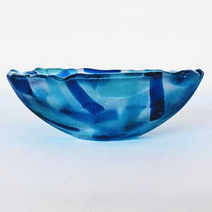 Small Blues Bowl