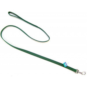 "Coastal Pet Nylon Lead - Hunter Green 4' Long x 5/8"" Wide - All Pets Store"