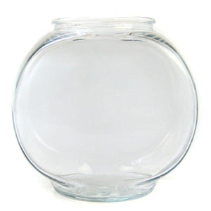 Anchor Hocking Classic Drum Style Fish Bowl 1/2 Gallon - All Pets Store
