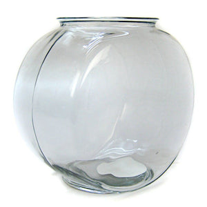 Anchor Hocking Classic Drum Style Fish Bowl 2 Gallon - All Pets Store