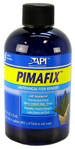 API PimaFix Antifungal Fish Remedy 4 oz Bottle (Treats 236 Gallons) - All Pets Store