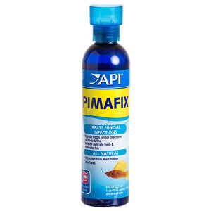 API PimaFix Antifungal Fish Remedy 8 oz Bottle (Treats 474 Gallons) - All Pets Store