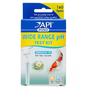 PondCare Liquid Wide Range pH Test Kit 160 Tests - All Pets Store