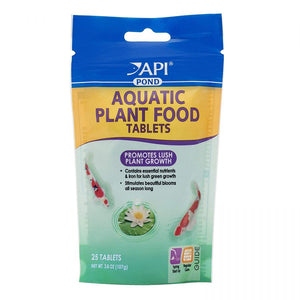 PondCare Aquatic Plant Food Tablets 25 Tablets - All Pets Store