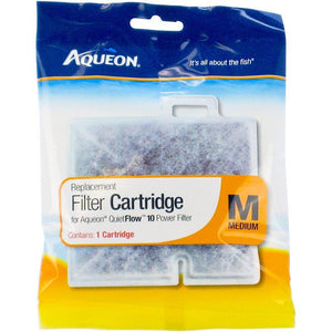 Aqueon QuietFlow Replacement Filter Cartridge Medium (1 Pack) - All Pets Store