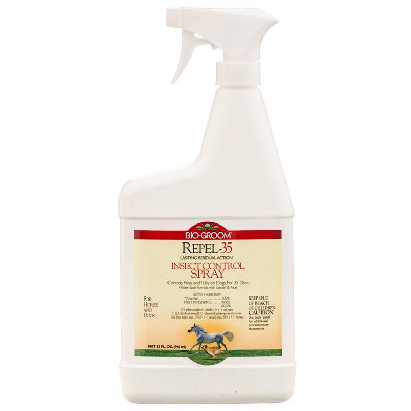 Bio Groom Repel 35 Insect Control Spray 32 oz - All Pets Store