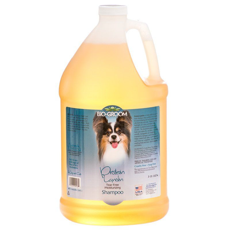 Bio Groom Protein Lanolin Shampoo 1 Gallon