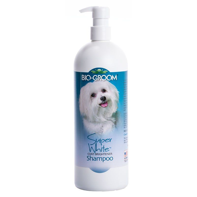 Bio Groom Super White Shampoo 32 oz - All Pets Store