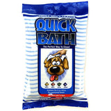 "International Vet Quick Bath Wipes for Dogs Small Dog - 10"" Long x 5"" Wide (10 Pack) - All Pets Store"