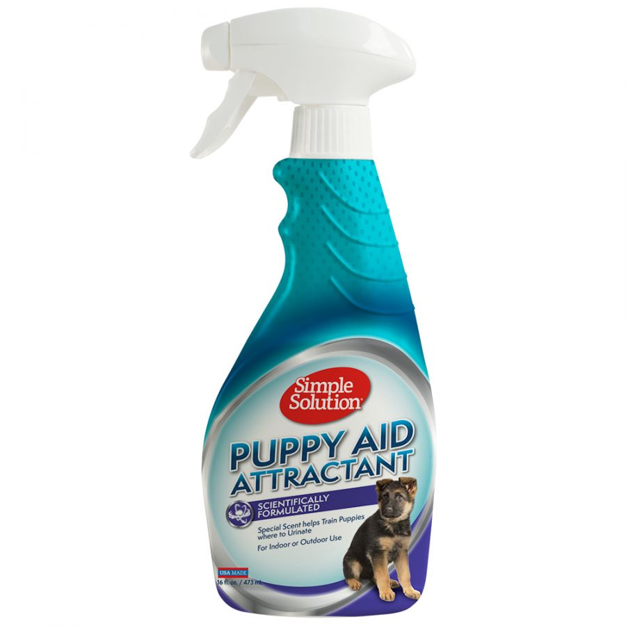 Simple Solution Puppy Aid Attractant 16 oz - All Pets Store