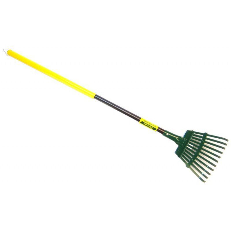"Flexrake Rake with Wood Handle 36"" Rake Only - All Pets Store"