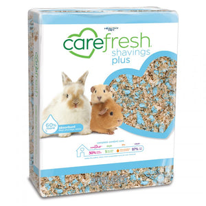 Carefresh Shavings Plus Small Pet Bedding 69.4 Liters - All Pets Store