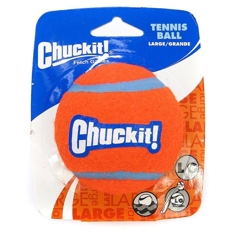 Chuckit Tennis Balls for Dogs Large Ball - 3