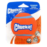 "Chuckit Tennis Balls for Dogs Large Ball - 3"" Diameter (1 Pack) - All Pets Store"