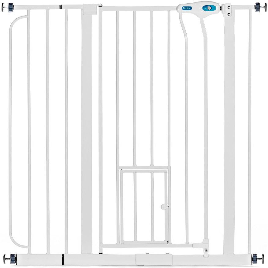 "Carlson Pet Extra Tall Pet Gate With Slide Handle 29""-50"" Wide x 41"" Tall - All Pets Store"