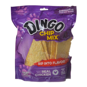 Dingo Chicken Chip Mix 16 oz - All Pets Store