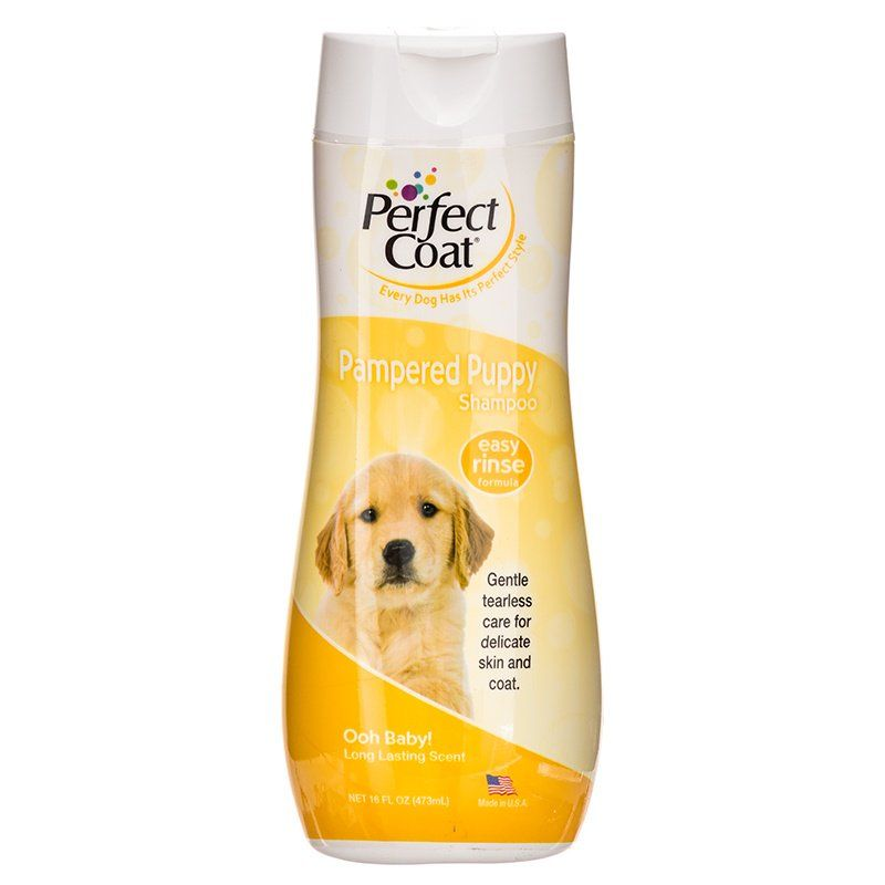 Perfect Coat Mild Puppy Shampoo - Baby Powder Scent 16 oz - All Pets Store