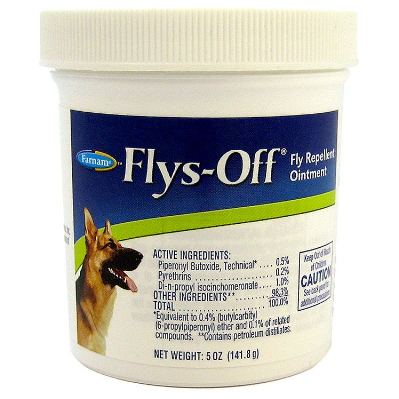 Farnam Flys-Off Cream 5 oz - All Pets Store