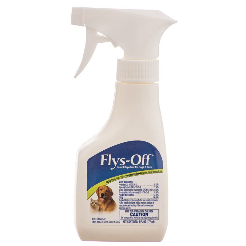 Farnam Flys-Off Fly Repellent Ointment 6 oz - All Pets Store