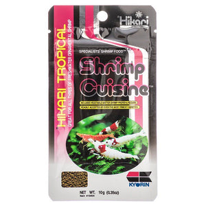 Hikari Shrimp Cuisine Mini Wafer .35 oz - All Pets Store