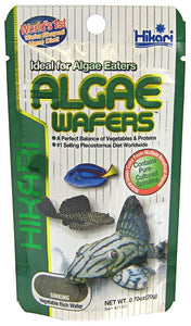 Hikari Algae Wafers .71 oz - 20 Grams - All Pets Store