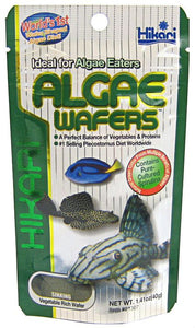 Hikari Algae Wafers 1.4 oz - 40 Grams - All Pets Store
