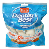 "Hartz Dentist's Best Bones with DentaShield 3"" Long (6 Pack) - All Pets Store"