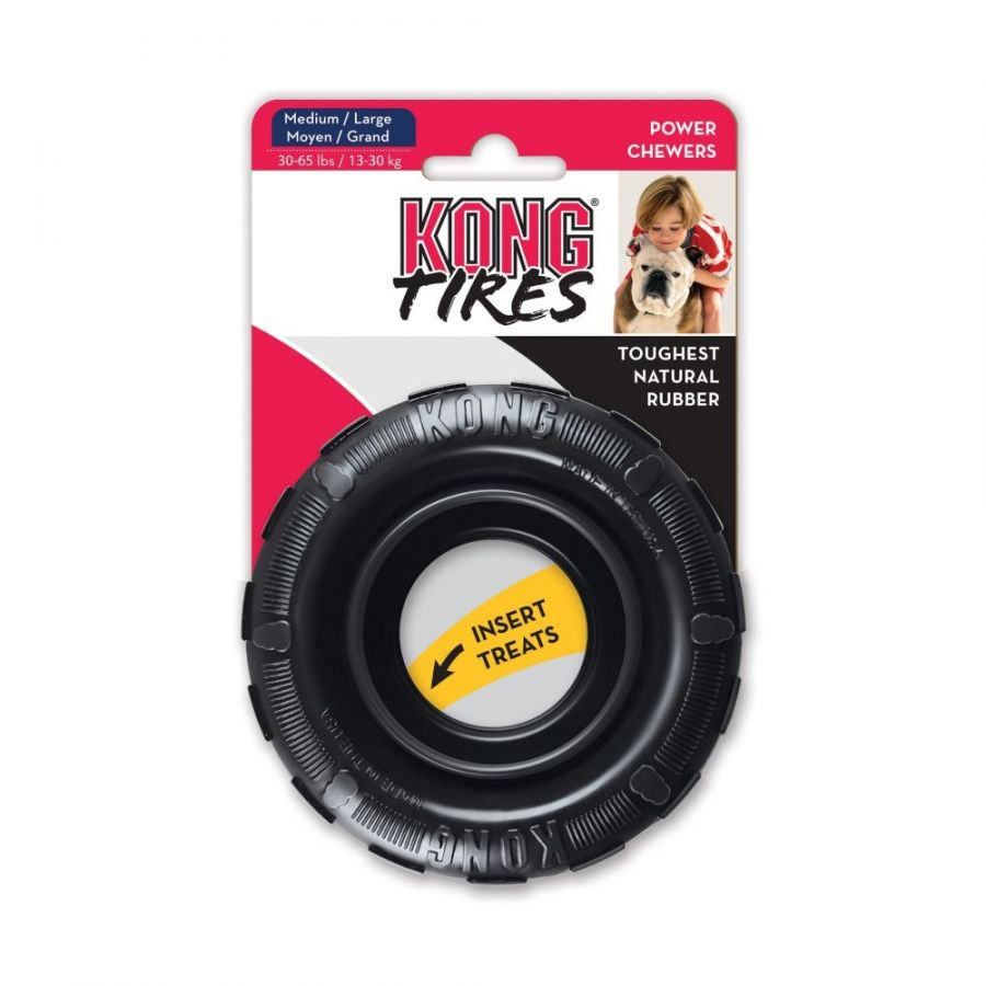 "Kong Traxx Medium/Large - For Dogs 35-60 lbs (4.5"" Diameter) - All Pets Store"