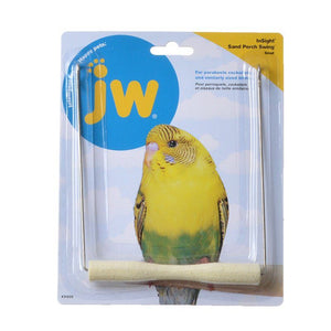 "JW Insight Sand Perch Swing Medium (6.5"" x 5.5"") - All Pets Store"
