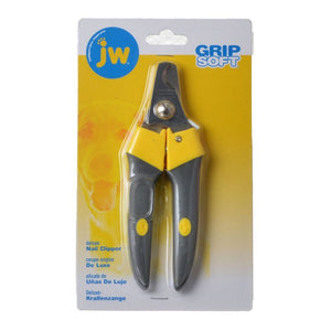 JW Gripsoft Delux Nail Clippers Large - All Pets Store