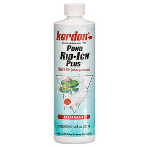 Kordon Pond Rid-Ich + Disease Treatment 16 oz - All Pets Store