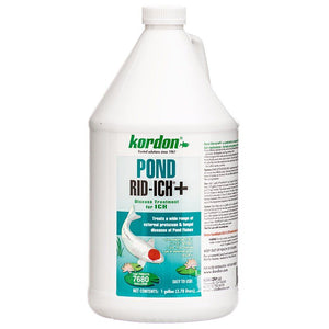 Kordon Pond Rid-Ich + Disease Treatment 1 Gallon - All Pets Store