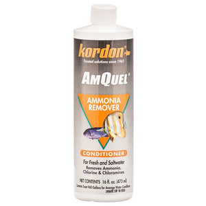 Kordon AmQuel Ammonia Remover Water Conditioner 16 oz - All Pets Store