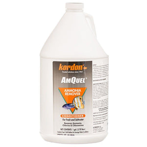 Kordon AmQuel Ammonia Remover Water Conditioner 1 Gallon - All Pets Store