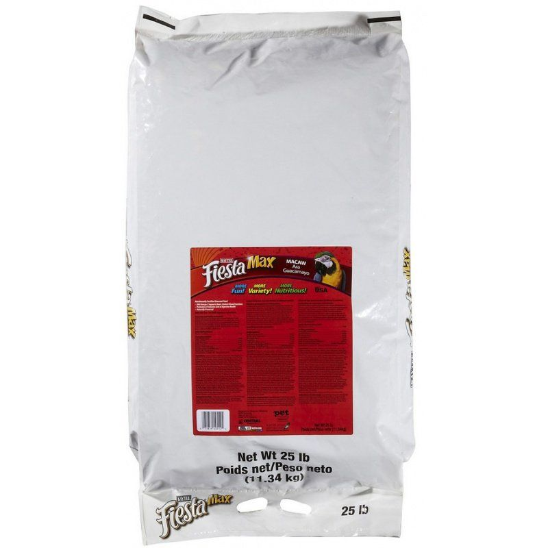 Kaytee Fiesta Macaw Food 25 lbs - All Pets Store