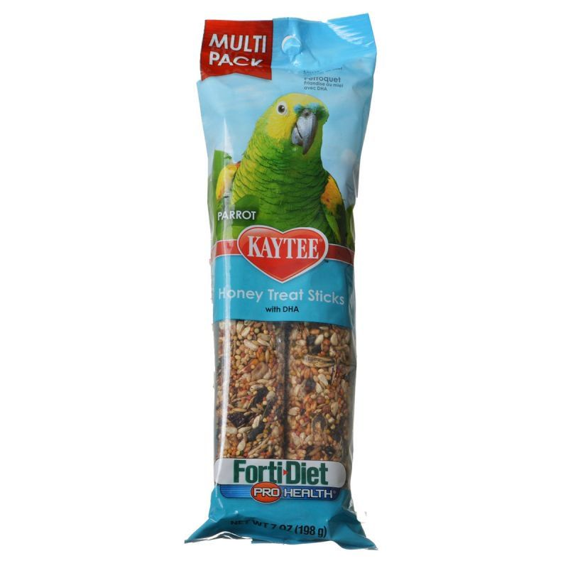 Kaytee Forti-Diet Pro Health Honey Treat - Parrot 7 oz (2 Pack) - All Pets Store