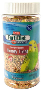 Kaytee Forti-Diet Pro Health Orange Blossom Honey Treat - Parkeet 10 oz - All Pets Store