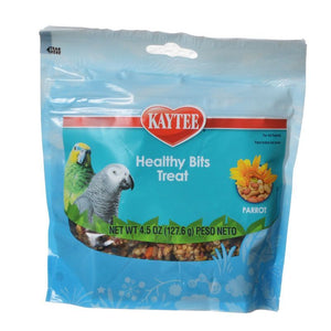 Kaytee Forti-Diet Pro Health Healthy Bits Treat - Parrot & Macaw 4.5 oz - All Pets Store