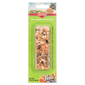 Kaytee Fiesta Berry, Apple & Carrot Treat Stick Treat Stick - All Pets Store